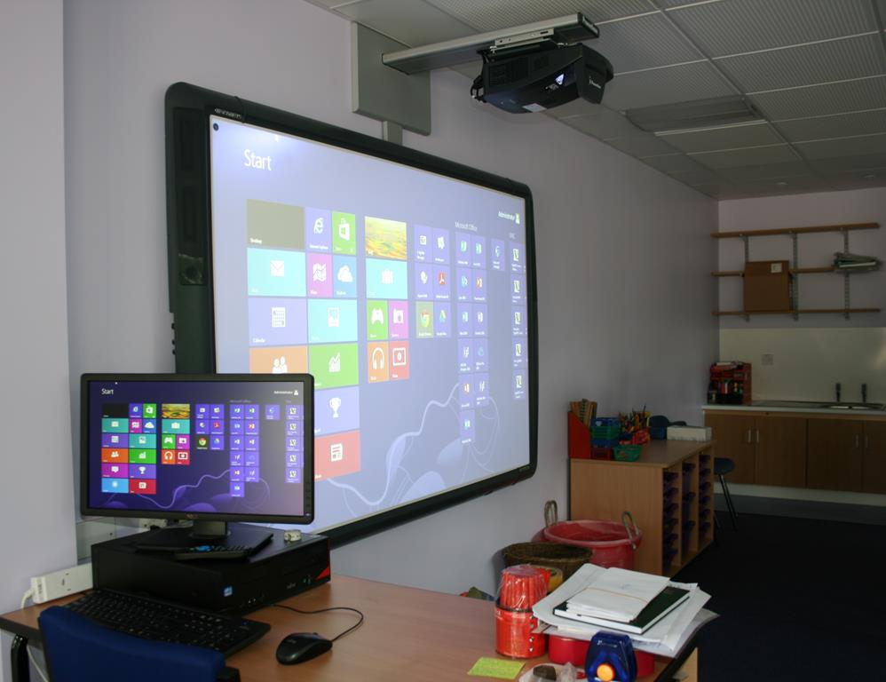 Displays Amp Whiteboards It Support And Consultancy